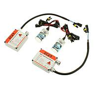 12V 35W 9005 HID Xenon Lamp Conversion Kit Set (E3035 Ballast)