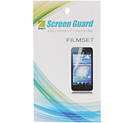HD экран протектор с Ткань для очистки для Sony X10 мини