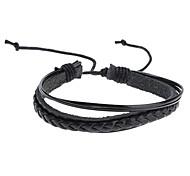 Z&X® Men's Cool Style Braided Bracelet Jewelry