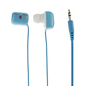Sonríe Face In-Ear auriculares estéreo para iPod (colores surtidos)