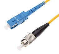 fc para sc sm cabo de fibra óptica (3 m)