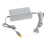 EU Regulation AC 100-240V Power Adapter For Wii U