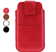 Litchi Grain Full Body PU Leather Pouches Case for Samsung Galaxy S3 I9300 (Assorted Colors)