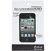 Lucha Contra el Asomando Protector de pantalla Privacy Filter Film LCD para el iPhone 3G/3GS
