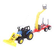 5 Channel Remote Control Farmer Bulldozer (Assorted Colors)