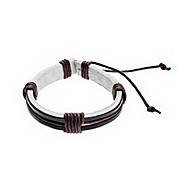 Men's/Unisex/Women's Fashion Bracelet Leather
