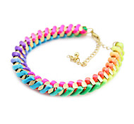 Color Rope Bracelet