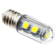1W E14 LED Corn Lights T 7 SMD 5050 80 lm Natural White AC 220-240 V