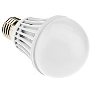 9W E26/E27 LED Globe Bulbs A60(A19) 22 SMD 5630 700 lm Natural White AC 220-240 V