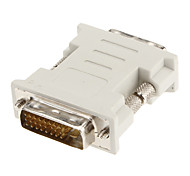 DVI 24+1 M/M Adapter