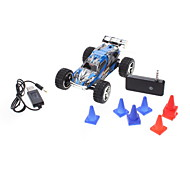 1:23 2.4G 5-Mode Infrared i-Control Racing Car For iPad, iPod touch, and iPhone.(Model:WLtoysL949, Assorted Colors)