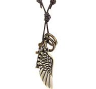 Angel Wings Accessories Combination Pendant Necklace