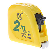 2m Stainless Stell Tape Measure