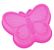 Butterfly Shaped Silicone Cake Mould