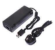 UK AC Main Power Adapter for Xbox 360 Slim