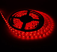 5M 15W 300x3528SMD Red Light LED Strip lampe (12V DC)