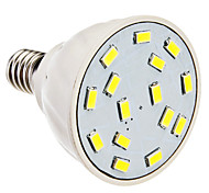 E14/GU10/E26/E27 3.5 W 15 SMD 5630 300 LM Warm White/Cool White PAR Spot Lights AC 220-240/AC 110-130 V