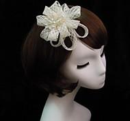 Damen Kopfschmuck Besondere Anlässe Kopfschmuck Künstliche Perle/Netz Besondere Anlässe
