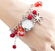 Femme Montre Tendance Quartz Alliage Bande Bracelet Montre / bracelet Bayadère