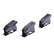 Couvre bricolage interrupteur à bascule flip sécurité Guards (4-Pack)