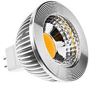 MR16 5W 350-400LM 3000-3500K Warm White Light COB LED Spot Bulb (12V)