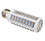 7W E14 / E26/E27 / B22 LED Corn Lights T 112 SMD 3528 500 lm Warm White / Natural White AC 220-240 V