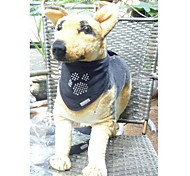Haute Qualité modèle de patte de chien Bandana