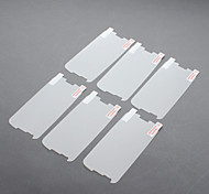 6 In 1 Matte Screen Protector for Samsung Galaxy S3 I9300