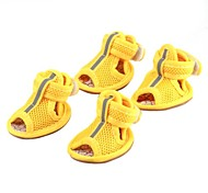 Classic Pet Dog Sandals Boots Shoes