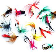 voar pacotes isca de pesca voa 12 peças