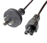 AC Power Cable for Laptop AU Black (1.2M)