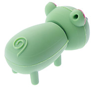 16GB verde bonito Porco USB Flash Drives