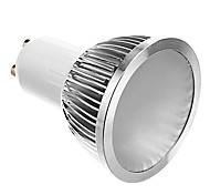 GU10 3W 6x5730SMD 240-270LM 3000-3500K luz branca quente Lâmpada LED Pontual (85-265V)