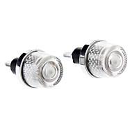 3-LED RGB luz Autos Motos Decoración / manija de la lámpara (2 unidades, 3 x LR44)