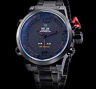 WEIDE® Men's Watch Sports Analog-Digital LED Water Resistant Multi-Function