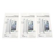 3 Proteggi Schermo professionale per iPod Touch 2
