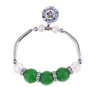 Korean Lucky Crystal Opal Bracelet