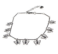 Hollow butterfly Anklet