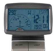 3.5 Inch LCD Multifunction Car Digital Compass (3 x AAA)