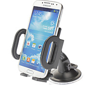 Unique Design Universal Car Windshield Swivel Mount Holder for iPhone, Samsung Cellphones