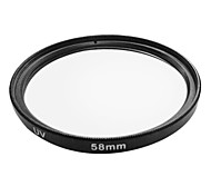 neutral UV-Filter 58mm Objektiv