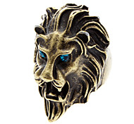 Z&X®  The Lion Head Ring