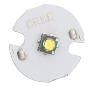 Módulo emisor 5W 400LM 6500K Blanco fresco del Cree LED (3.2-3.6V)