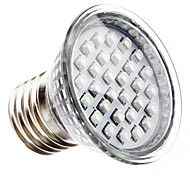E26/E27 1.5 W 30 SMD 3528 LM Green PAR Spot Lights AC 220-240 V