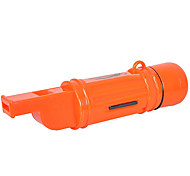 Multifunctional Portable Survival Whistle(Random Color)