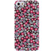 bunten Sonnenblume Muster pc Hartschalenkoffer mit Innen matt für iphone 5/5s