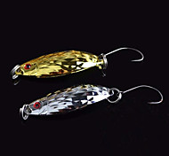 Metal Bait Spoon Fishing Lure 3G/5G