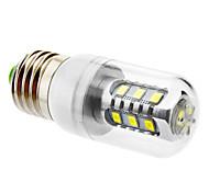 7W E26/E27 Bombillas LED de Mazorca T SMD 5630 600 lm Blanco Natural AC 100-240 V