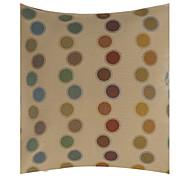 "18 ""Quadrat Tupfen Polyester Cotton Dekorative Kissenbezug"