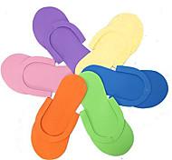 uñas zapatillas (color al azar)